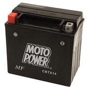 Honda Shadow VT750 Battery