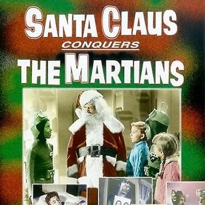 Santa Claus bezwingt die Marsianer