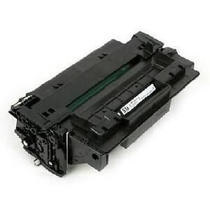 HP Q7551X NEW COMPATIBLE BLACK TONER CARTRIDGE HIGH YIELD