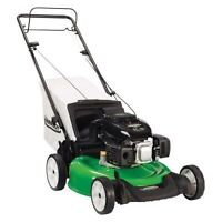 Wanted: self propelled lawn mower