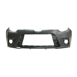 NEW 2014-15 TOYOTA COROLLA FRONT BUMPERS
