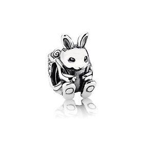 Pandora Bunny Charm