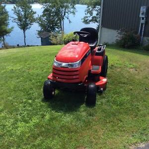 20 HP. Lawn Tractor