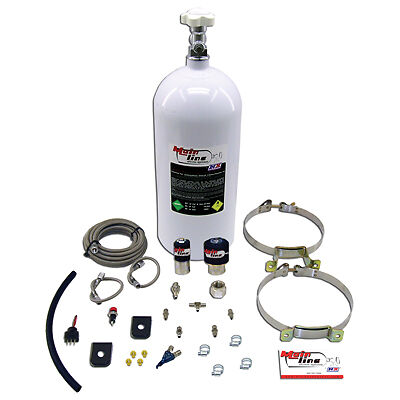 (ML2000 Nitrous Express Mainline Universal EFI Wet Single Nozzle Kit System NX)