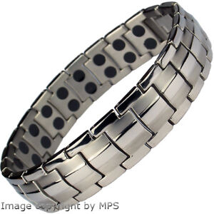 PREMIUM TITANIUM MAGNETIC BRACELET FOR MEN