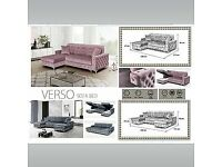 👍High Quality New😍Brand New Verso Sofa Order For Home Delivery👍