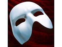 Phantom of the Opera - 3 Tickets