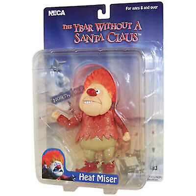 "Neca Year Without Santa Claus Heat Miser 7"" Scale Action Figure NEW"