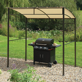 BARBEQUE GAZEBO BRAND NEW (ordered wrong size) cost £149 YOURS 4 £75