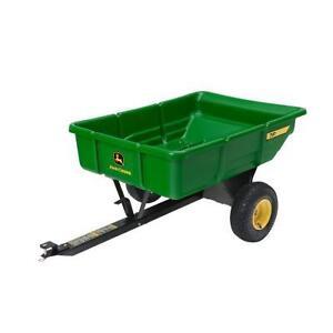 John Deere 7 cu ft  Dump Cart