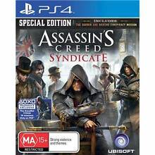 Assassin's Creed: Syndicate Special Edition PS4 BRAND NEW Hamilton Brisbane North East Preview