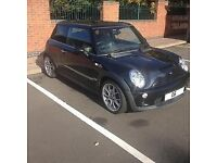 Mini Cooper s with very high spec