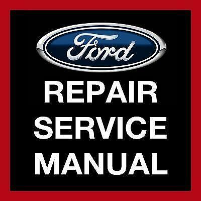 2013 ford lincoln mkx suv workshop repair service manual best download