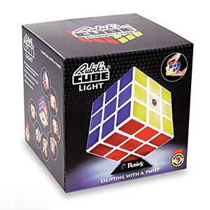Rubik's Cube Light Lamp