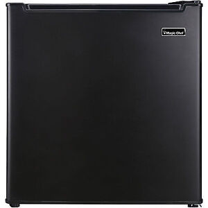 Energy Star 1.7 Cu. Ft. Mini All-Refrigerator in Black by Ma