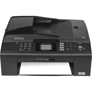 Brother MFC-J415Wt Colour Inkjet Printer/Scanner/Copier ($50)