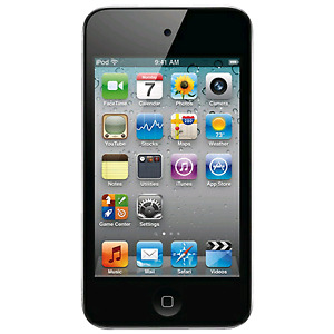 16GB 4th Generation iPod Touch (ME178C/A)