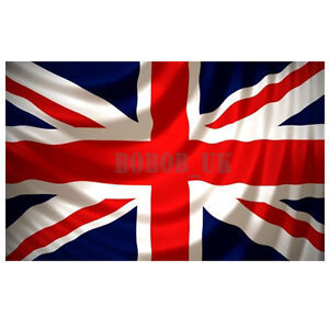 UNION JACK LARGE FLAG GREAT BRITAIN BRITISH SPORT OLYMPICS JUBILEE 5 X 3FT *NEW*