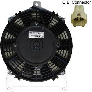 2003 kawasaki prairie 650 ebay 2002 2003 kawasaki prairie 650 spal hp cooling fan oem 59502 1140 fandeluxe Gallery