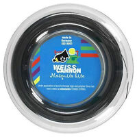 WEISS CANNON MOSQUITO BITE 116 TENNIS STRING REEL , 200 M , NEW