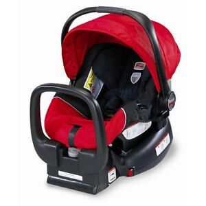 Britax Chaperone infant car seat with base