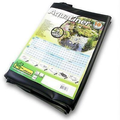 Pond Liner 4m X 4m Ebay