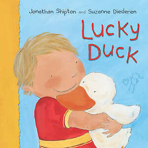 Lucky Duck, Jonathan Shipton | Paperback Book | Good | 9780333986714
