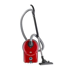 SEBO Canister Vacuum Cleaner D4 Red (No Power Head)