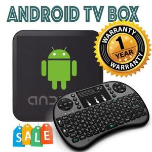 FREE CALGARY DELIVERY - Brand New 2017 ANDROID TV BOX KODI 17.3 - MOVIES, TV SHOWS, LIVE TV, SPORTS