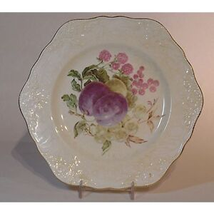 Vintage Embossed English Fruit Plates Kingston Kingston Area image 3