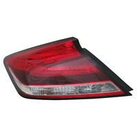 HONDA CIVIC COUPE TAIL LIGHT 2014 TO 2015