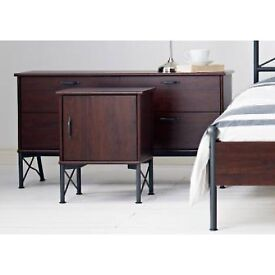 Selling IKEA Musken Chest of Drawers and 2 Side tables