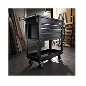 NEW* EXCEL 4 DRAWER TOOL CART - 132898961 - BLACK CARTS CHEST CHESTS STORAGE BOX BOXES CABINET CABINETS TOOLS TOOL OR...