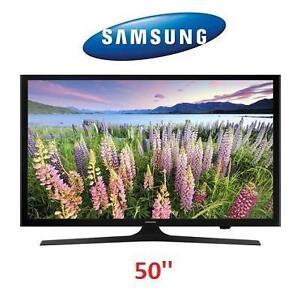 NEW OB SAMSUNG 50'' HD SMART LED TV - 119422091 - UN50J5200
