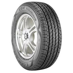 New 225/55R19 Cooper CS4 fits Dodge Journey
