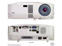 NEC VT695 LCD Projector TESTED WORKING