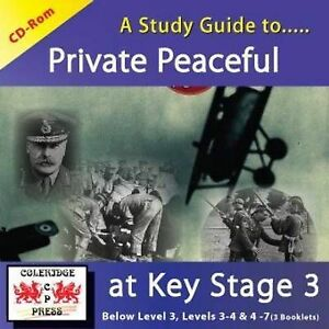 private peaceful sparknotes Not really but this might help private peaceful is a story set in 1914 before and during the first world war, written by michael morpurgo.
