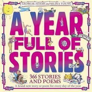 A Year Full of Stories by Georgie Adams (Hardback, 2013)