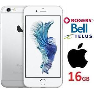 REFURB APPLE IPHONE 6S PLUS 16GB - 111677510 - SMARTPHONE SMART PHONE SILVER
