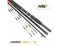 Marinemaster - 3+3 Tip Carbon Beach / Boat Convertible Rod