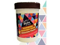 Sweet Peaks Chocolate Powdered Recovery Drink (500g) x 2 Tubs