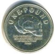 2012 One Pound Coin