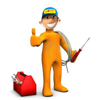 MASTER ELECTRICIAN - DAYS, EVENINGS, WEEKENDS