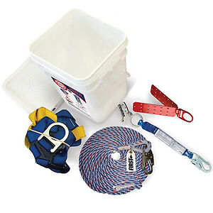 3M Roofer's Safety Kit/Fall Prevention System
