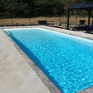 Fiberglass Pools - Knapp's Pools and Hot Tubs