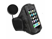 BRAND NEW - Armband Gym Pouch Running Jogging Strap Case Cover For Samsung Galaxy Note 4 &for others