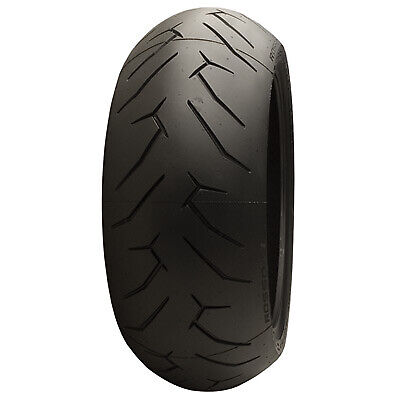 PIRELLI 180/55ZR-17 (73W)  Diablo Rosso 2 Rear Motorcycle Tire for Kawasaki