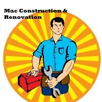 Skilled Construction Labourer wanted