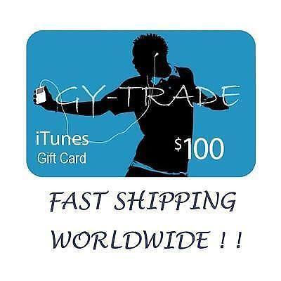 Itunes gift card deals ebay