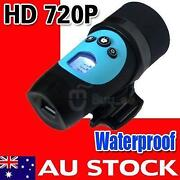 Waterproof Helmet Camera